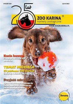 Gazetka Zoo Karina ( Wydany 2 dni temu )