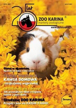 Oferty Zoo Karina na ulotce Zoo Karina ( Ważny 3 dni)