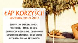 Oferty Neckermann na ulotce Poznań