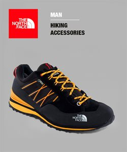 Oferty The North Face na ulotce Katowice