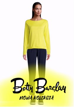 Oferty Betty Barclay na ulotce Betty Barclay ( Ważny 29 dni)