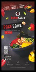 Oferty Sushi Kushi na ulotce Sushi Kushi ( Ponad miesiąc)