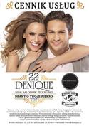 Oferty Denique na ulotce Denique ( Ponad miesiąc)