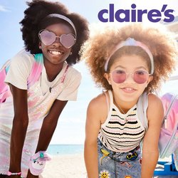Oferty Claire's na ulotce Claire's ( Ważny 19 dni)