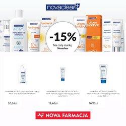 Oferty Nowa Farmacja na ulotce Nowa Farmacja ( Ważny 13 dni)