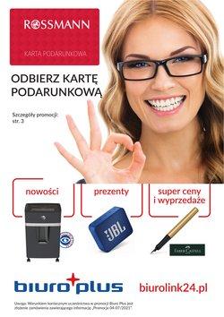 Oferty Książki i artykuły biurowe na ulotce Biuro Plus ( Ponad miesiąc)
