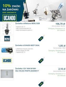Oferty Samochody, motory i części samochodowe w Ucando.pl ( Wygasa jutro )