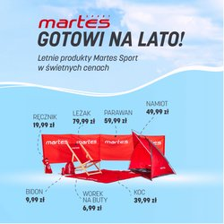 Oferty Sport na ulotce Martes Sport ( Wydany wczoraj)