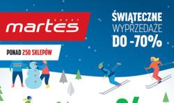 Oferty Martes Sport na ulotce Iława
