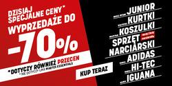 Kupon Martes Sport w Łódź ( Ważny 4 dni )