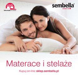 Oferty Sembella na ulotce Sembella ( Ponad miesiąc)