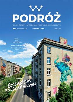 Oferty PKP INTERCITY na ulotce Warszawa