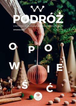 Oferty PKP INTERCITY na ulotce Piaseczno