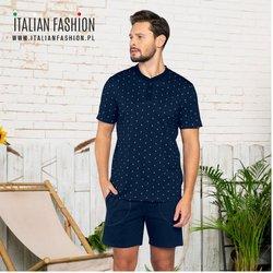 Oferty Italian fashion na ulotce Italian fashion ( Ważny 21 dni)