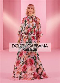 Oferty Dolce & Gabbana na ulotce Dolce & Gabbana ( Ponad miesiąc)