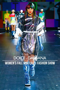 Oferty Dolce & Gabbana na ulotce Dolce & Gabbana ( Ważny 29 dni)