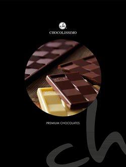 Gazetka Chocolissimo ( Ponad miesiąc )