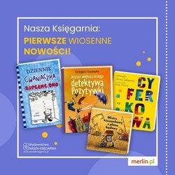 Oferty Książki i artykuły biurowe w Merlin w Kraków ( Ważny 19 dni )