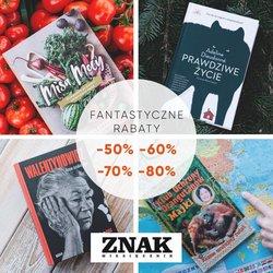 Oferty Książki i artykuły biurowe w Wydawnictwo Znak w Kraków ( Wydany wczoraj )