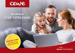 Oferty Książki i artykuły biurowe na ulotce CEWE fotoksiążka ( Ponad miesiąc)