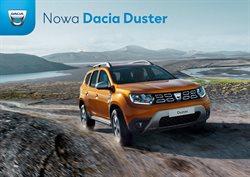 Oferty Dacia na ulotce Warszawa