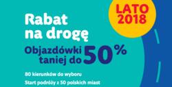 Oferty Rainbow Tours na ulotce Warszawa