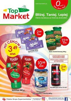 Gazetka Top Market ( Wygasle )