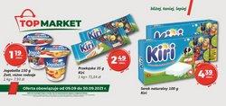 Oferty Top Market na ulotce Top Market ( Ważny 7 dni)