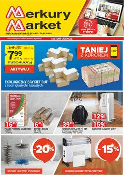 Oferty Budownictwo i ogród na ulotce Merkury Market ( Ważny 3 dni)