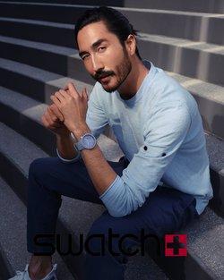 Oferty Swatch na ulotce swatch ( Ważny 19 dni)