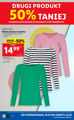 Oferty Supermarkety w Lidl ( Ważny 3 dni )