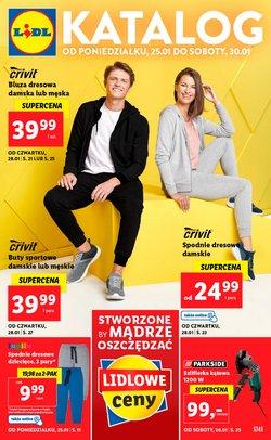 Oferty Supermarkety w Lidl ( Wydany 2 dni temu )