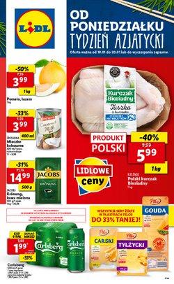 Oferty Supermarkety w Lidl ( Wygasa dzisiaj )