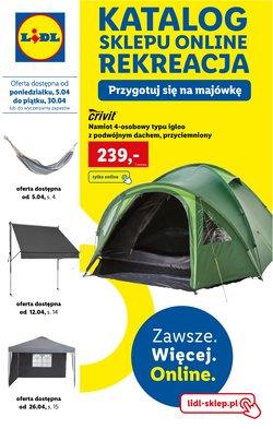 Oferty Supermarkety w Lidl ( Ważny 18 dni )