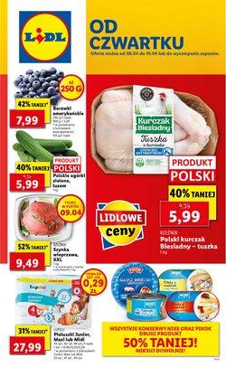 Gazetka Lidl w Poznań ( Wygasle )