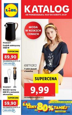 Oferty Supermarkety na ulotce Lidl ( Wygasa dzisiaj)