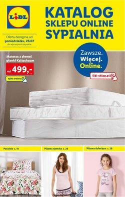 Oferty Supermarkety na ulotce Lidl ( Wydany wczoraj)