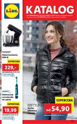 Oferty Supermarkety na ulotce Lidl ( Ważny 7 dni)