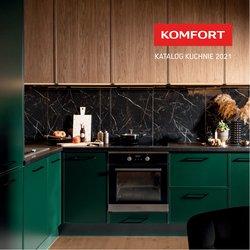 Oferty Komfort na ulotce Komfort ( Ponad miesiąc)