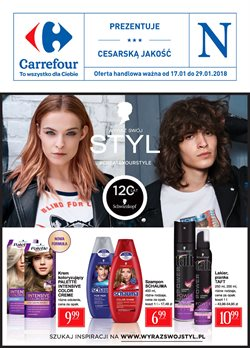 Oferty Carrefour na ulotce Lublin