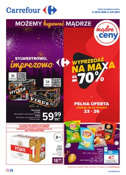 Gazetka Carrefour w Nowa Ruda ( Wygasle )