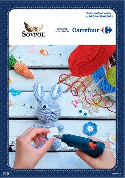 Gazetka Carrefour ( Ważny 11 dni )