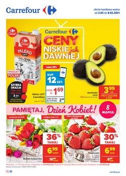 Gazetka Carrefour w Wrocław ( Wygasle )