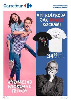 Gazetka Carrefour w Kraków ( Ważny 6 dni )