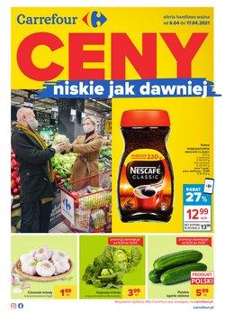 Gazetka Carrefour w Kraków ( Wydany 2 dni temu )