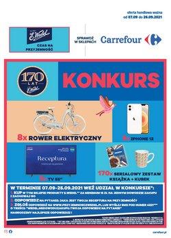 Oferty Carrefour na ulotce Carrefour ( Ważny 3 dni)