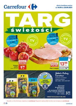 Oferty Supermarkety na ulotce Carrefour ( Wygasa dzisiaj)