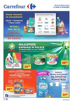 Oferty Carrefour na ulotce Carrefour ( Ważny 2 dni)