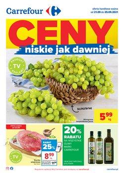 Oferty Carrefour na ulotce Carrefour ( Wydany wczoraj)