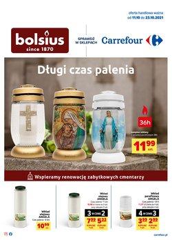 Oferty Supermarkety na ulotce Carrefour ( Wydany dzisiaj)